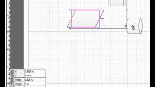 MS Visio Quickies: Changing an object's dimensions