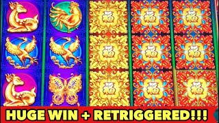 ⭐️$8.80 HUGE WIN BONUS⭐️ FLOWER OF RICHES | DIAMOND ETERNITY COMPILATION SLOT MACHINE