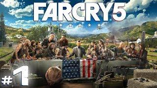 Да придёт спаситель #1 - Прохождение Far Cry 5