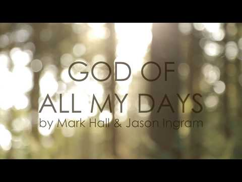 God of All My Days Instrumental with Lyrics_high version Eb