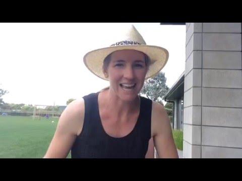 Alison Shanks, New Zealand Masters Games Ambassador 2016