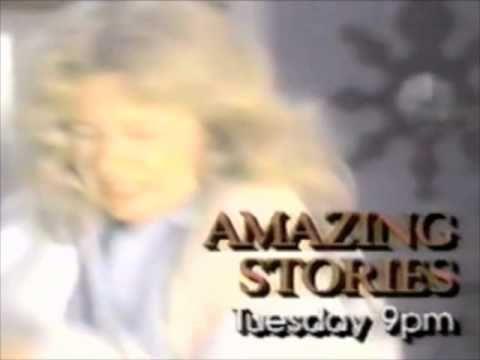 "WWOR Universal 9 - ""Amazing Stories"" promo - 1991"