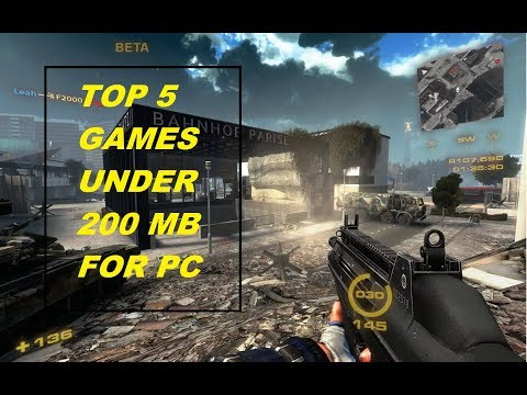 5 Awesome Pc Games Under 300mb With Working Download Li