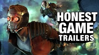 Guardians of the Galaxy: The Telltale Series (Honest Game Trailers)