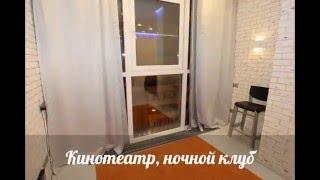 видео Квартиры посуточно в Химках
