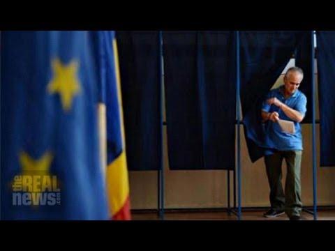 Left Makes Few Gains in EU Elections