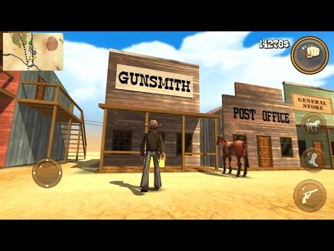 'Guns and Spurs' Open-World Coming on 25 th march For Android and IOS