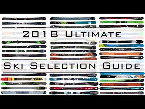 Best Skis 2018 - Buyers Guide