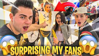 Asking strangers what they think about Woah Vicky!(SURPRISING MY FANS) | Woah Vicky