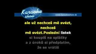 KRYŠTOF - INZERÁT KARAOKE SKRÁTENÁ VERZIA .mpg