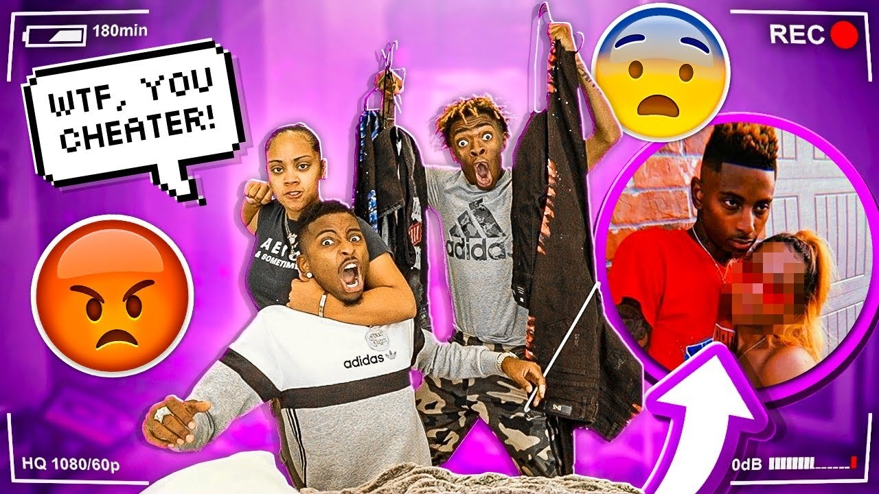 I ADMITTED TO JALIYAH I CHEATED ON HER!💔(WE BROKE UP)