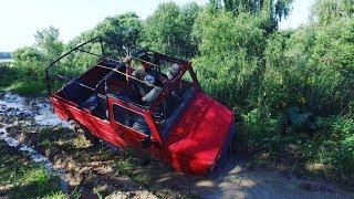 ЛУАЗ 969М на бездорожье - мой автомобиль за 70000 рублей! | ПОДБОР АВТО