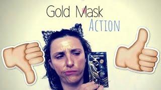 Crash Test👉Gold Mask d'Action