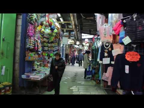 Damascus gate - Hebron hostel