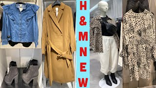 H&M Fall Collection|H&M New Collection|H&M October Collection|H&M Store