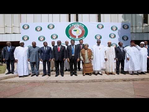 West Africa standby forces 'on alert' to intervene in Gambia
