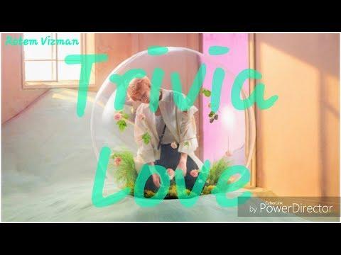 BTS (Bangtan Sonyeondan)-  Trivia 承 : Love (RM) (Hebsub- מתורגם לעברית)