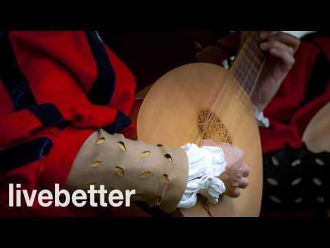 Música de Laud: Música Clásica Medieval, Barroca, Renacentista con Laud para Relajarse y Escuchar