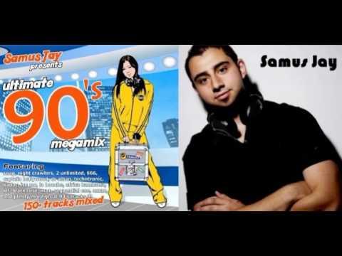 "Mi selección de temas de ""The Ultimate 90s Megamix By Samus Jay"""