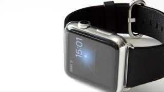 Revue de la toute nouvelle Apple Watch en Français -Tech