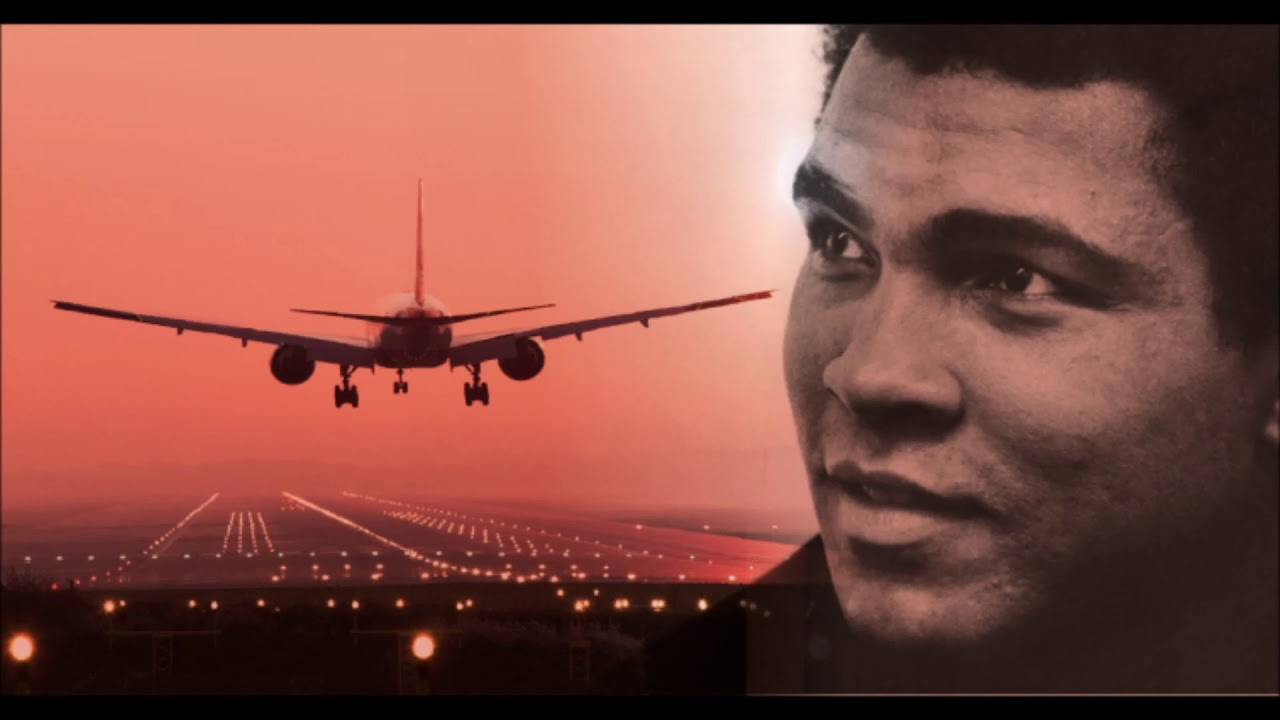 Louisville Is Renaming Its Airport After Muhammad Ali