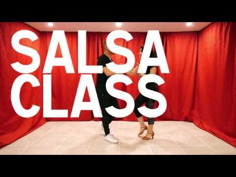 Salsa class: The Copa