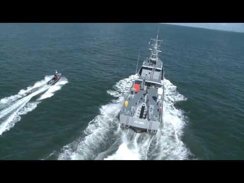 Hellenic Coast Guard OPV 090 Gavdos