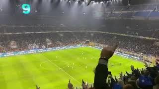 Inter Milan Fans Reaction To Lukaku Goal Vs Genoa