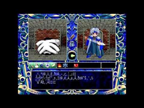 Madou Monogatari: Tower of the Magician - Gameplay