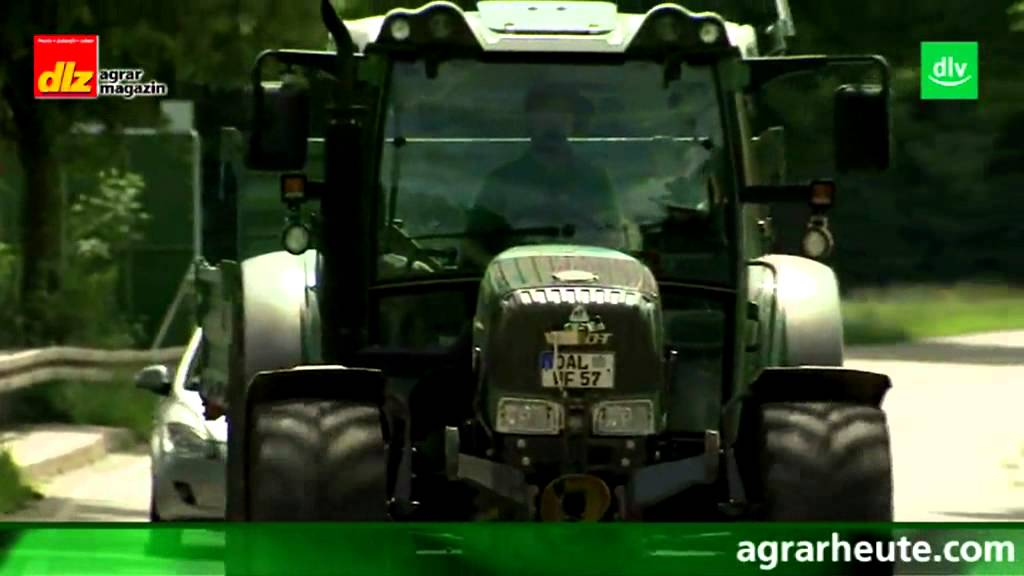 fendt 211 vario tms test video oeni youtube. Black Bedroom Furniture Sets. Home Design Ideas