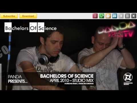 Bachelors of Science - Drum & Bass Mix - Panda Mix Show