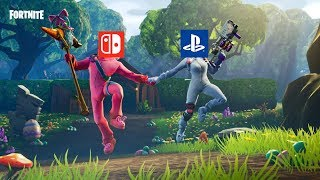 HOW TO LINK YOUR FORTNITE PS4 ACCOUNT TO YOUR NINTENDO SWITCH