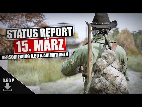 ◤Status Report 15.03.16 | DAYZ STANDALONE V0.59 | German Gameplay - Ricoo