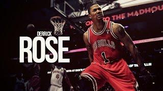 Top 50 Derrick Rose BEST Dunks in Chicago Bulls ᴴᴰ