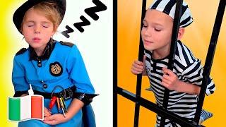 Cinque Bambini Raccolta di video per i bambini