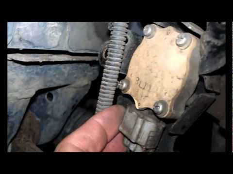 Auto Levelling Sensor Front Lexus Is200 Is300 Youtube