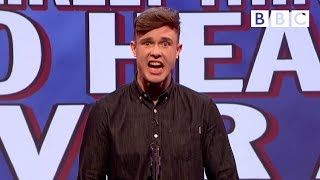 Unlikely things to hear over a tannoy - Mock the Week: 2017 - BBC Two