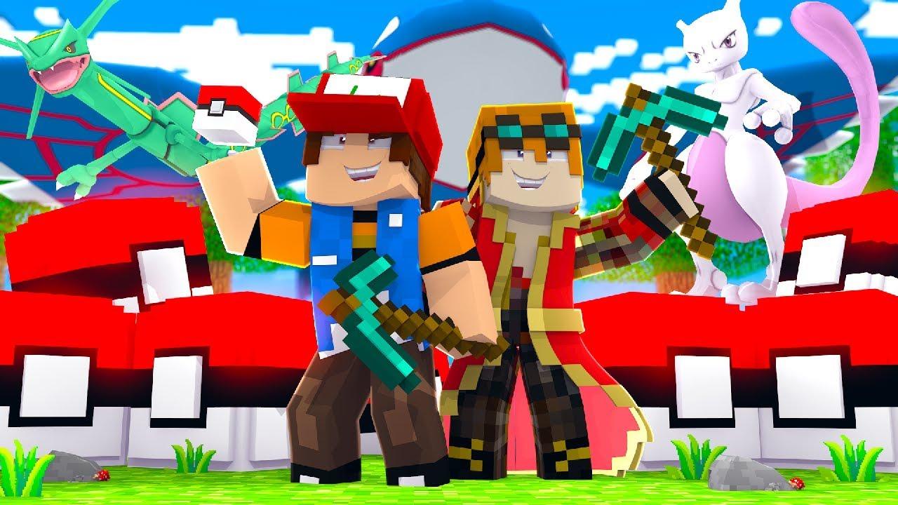 Download Minecraft: NOVA LUCKY PIXELMON LENDARIA - POKEMON #25 ‹ Gustavo ›