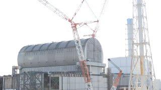 専用クレーン遠隔操作 3号機燃料取り出し 福島第1「廃炉」全容いまだ見えず