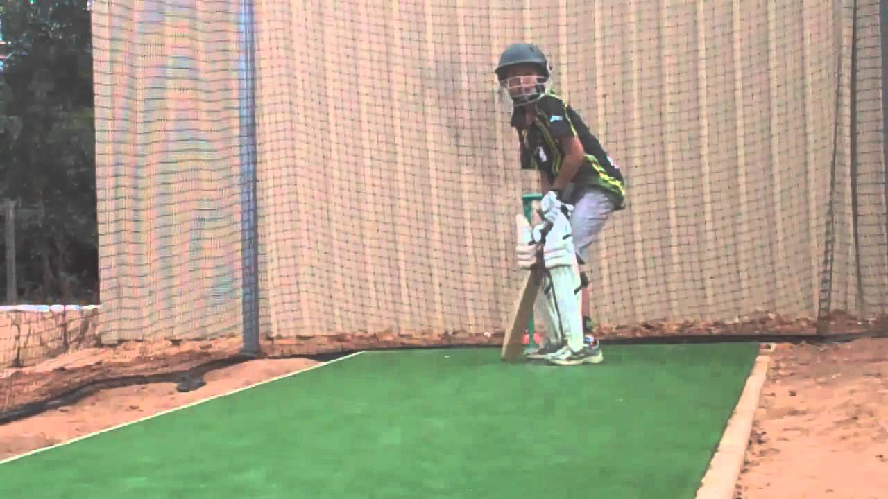 12 year old cricket youtube