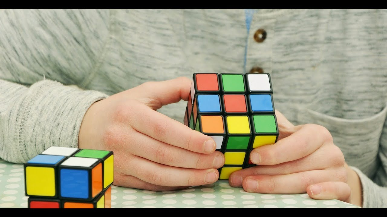 Rubik's Cube Montreal Rubik S Cube In 33 Seconds Solved Kanish
