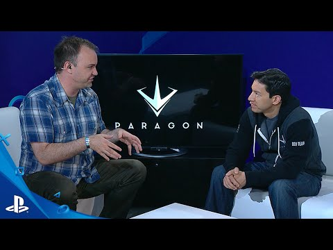 Paragon  E3 2016 LiveCast  PS4