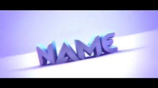 Clean chill intro | Cinema4D And After effects  Template