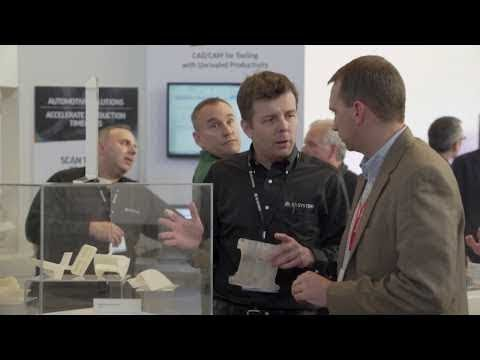 Design Optimization in Automotive at RAPID + TCT 2017