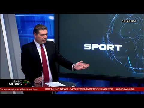Simon Burke on Kevin Anderson's victory against Federer