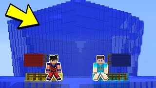 DESAFIO DO BARCO VS TSUNAM GIGANTE NO MINECRAFT !