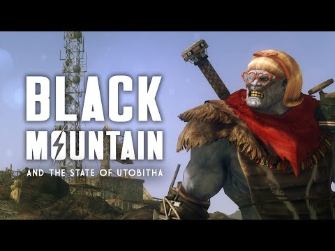 The Saga of Black Mountain - Tabitha, Rhonda, & the State of Utobitha - Fallout New Vegas Lore