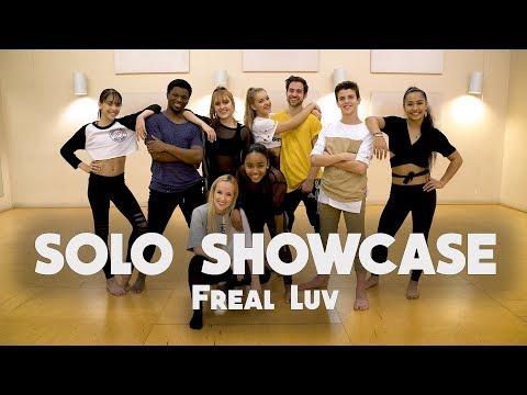 #SoloShowcase | FAR EAST MOVEMENT - Freal Luv | Choreography by @NikaKljun