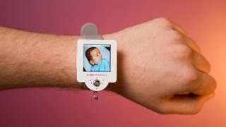 Watch your baby on this baby watch.