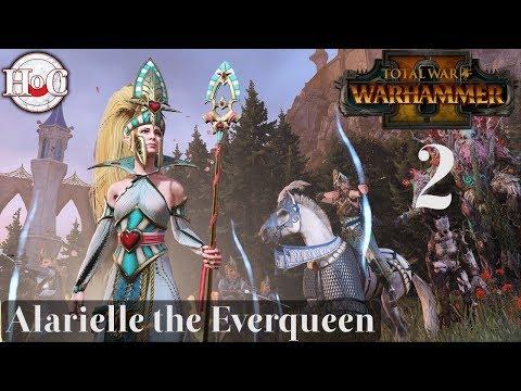 Sword of Khaine  Total War Warhammer 2  Alarielle Campaign Part 2